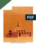 Corniche Mosque Jeddah - Drawings