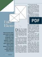 Etika Ekonomika