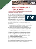 AON Supply Chain Breakdown April 7