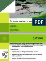 Biology Presentation( n1)