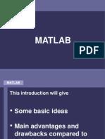 Cis601 02 Matlab Intro