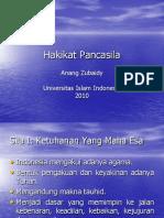 8. Hakikat Pancasila