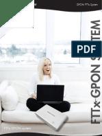 Sweden Telecom GPON Folder