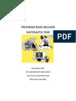Program Bijak Belajar-modul