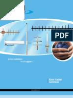 Base Station Antenna Catalog Download