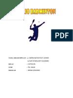 Folio Badminton