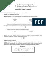 Notas de Matemática Financeira