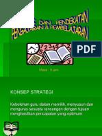 Strategi Dan Pendekatan p&p