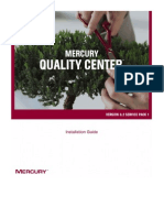 Mercury Quality Center 8.2 SP1 Starter Edition Installation Guide