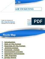 Ppt Air Ticketing