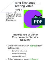 Cust Role in Service Delivery