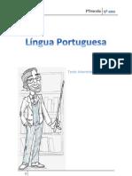 Língua Portuguesa 9º ano - Teste Intermédio
