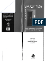 A. D. Wood - Varázstükör (Mágikus tükör készítése és használata - Betekintés egy rejtett világba)