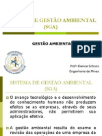 Sga, Auditoria