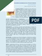 Indicadores Socioeconomicos en el Estado de México