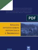 Analiza Investicijskog Potencijala u Srebrenici II- BH Verzija