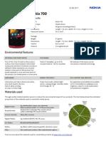 700 Eco Profile