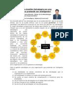 Articulo Por Que Falla La Gestión Estratégica en Una Organizacion Que Pretende Ser Inteligente