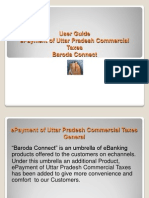 UPCommTax Userguide