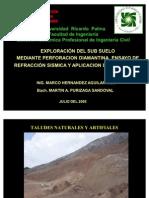 a de Talud ( Geo Slope )