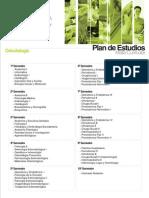 Odontologia Plan de Estudio