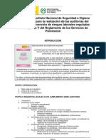 INSHT_Criterios_auditorias