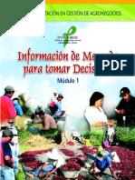 Información de Mercado para tomar Decisiones