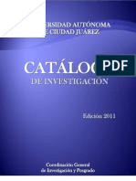 cat inv 2011 v2