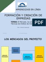 Sala de Aprendizaje Tema Marketing
