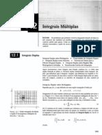 Capitulo 12 - Integrais Multiplas
