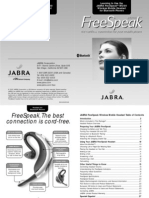 Jabra Manual