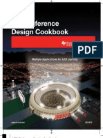 LED Reference Design Cookbook_TI