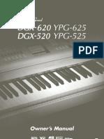 Dgx620 en Om