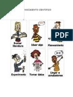 CONOCIMIENTO CIENTIFICO folleto