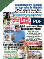 LE BUTEUR PDF du 12/09/2011