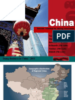 IB_Doing Business in China_2011