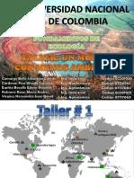 Mineria aurifera ecologia