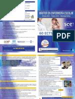 Diptico Master Enfermeria Escolar Sce3 Octubre2011