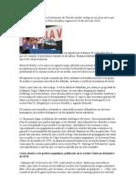 La Prensa y La Dictadura