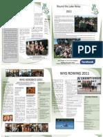 Sports E-Newsletter (1st Ed.)