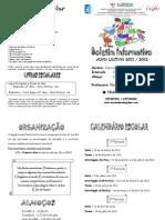 Caderno Escolar 2011-12 Maria