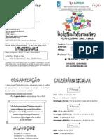Caderno Escolar 2011-12 Joaquim