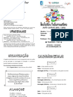Caderno Escolar 2011-12 Pedro