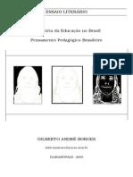 Trajetoria Da Educacao No Brasil