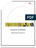 Gram Handbook for Trainees