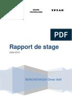Rapport Board technologie