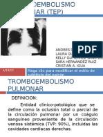 TROMBOEMBOLISMO PULMONAR (TEP) (2)