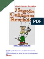 500 Segredos Culinários Revelados-www.LivrosGratis