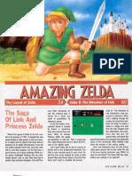 Legend of Zelda - NES Game Atlas