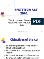 Competition Act,2002